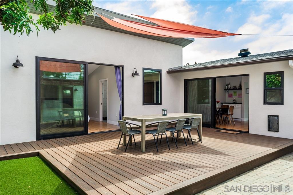 Main Photo: SAN DIEGO House for sale : 3 bedrooms : 4471 Rolando Blvd