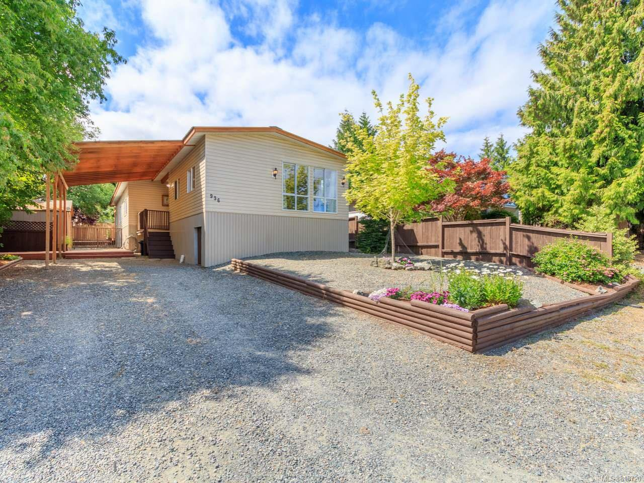 Main Photo: 936 Kasba Cir in FRENCH CREEK: PQ French Creek Manufactured Home for sale (Parksville/Qualicum)  : MLS®# 818720