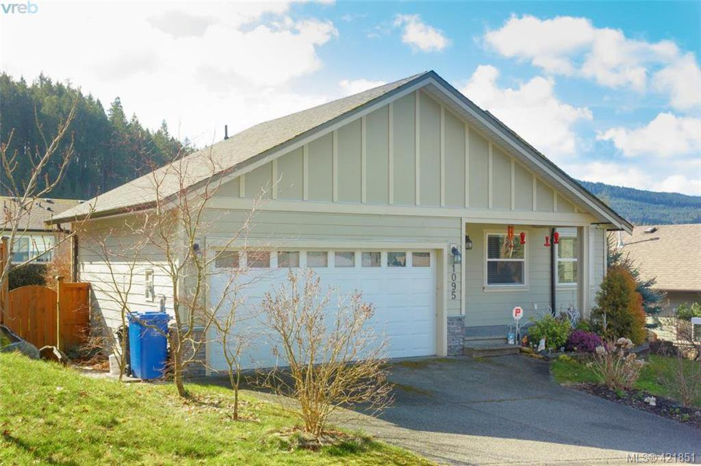 Main Photo: 1095 Fitzgerald Rd in SHAWNIGAN LAKE: ML Shawnigan Single Family Detached for sale (Malahat & Area)  : MLS®# 834907