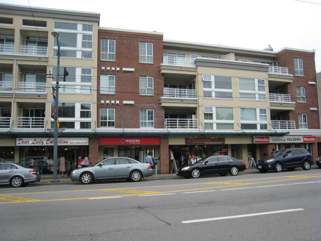 Main Photo: 5753 West Boulevard in Vancouver: Retail for sale