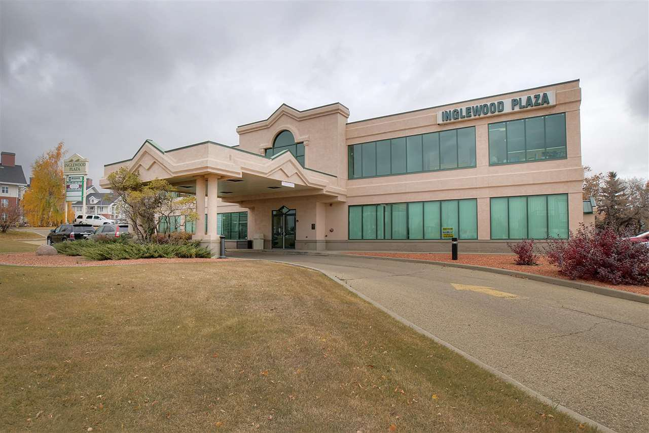 Main Photo: 202 24 Inglewood Drive: St. Albert Office for lease : MLS®# E4194599