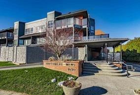 Main Photo: 210 1830 E SOUTHMERE CRESCENT in : Sunnyside Park Surrey Condo for sale : MLS®# R2244996