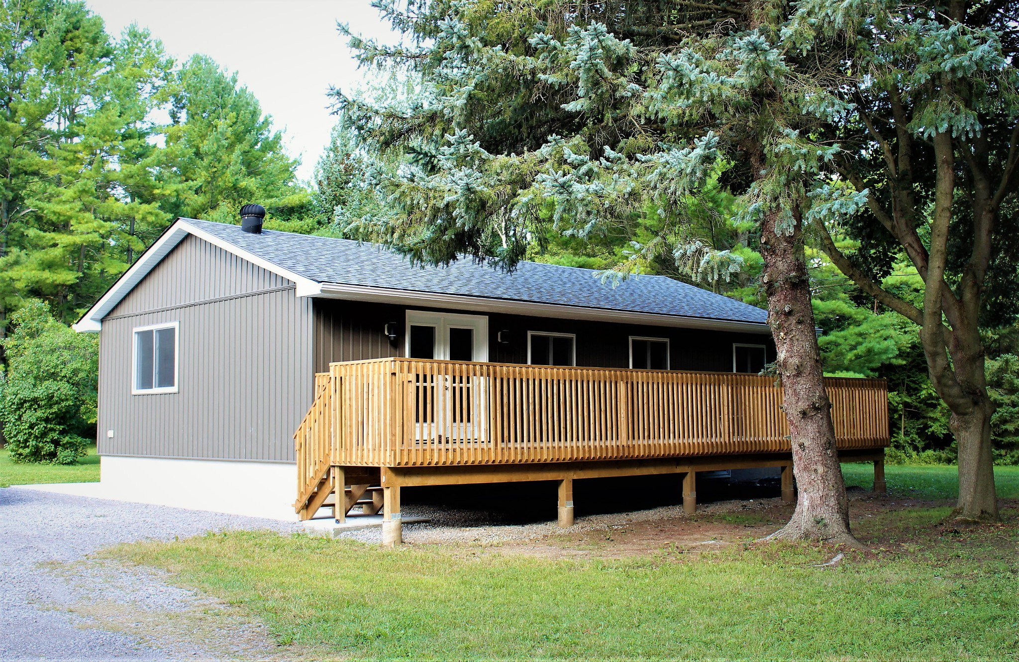 Main Photo: 5292 Harris Boatworks Road in Gores Landing: House for sale : MLS®# 40015669