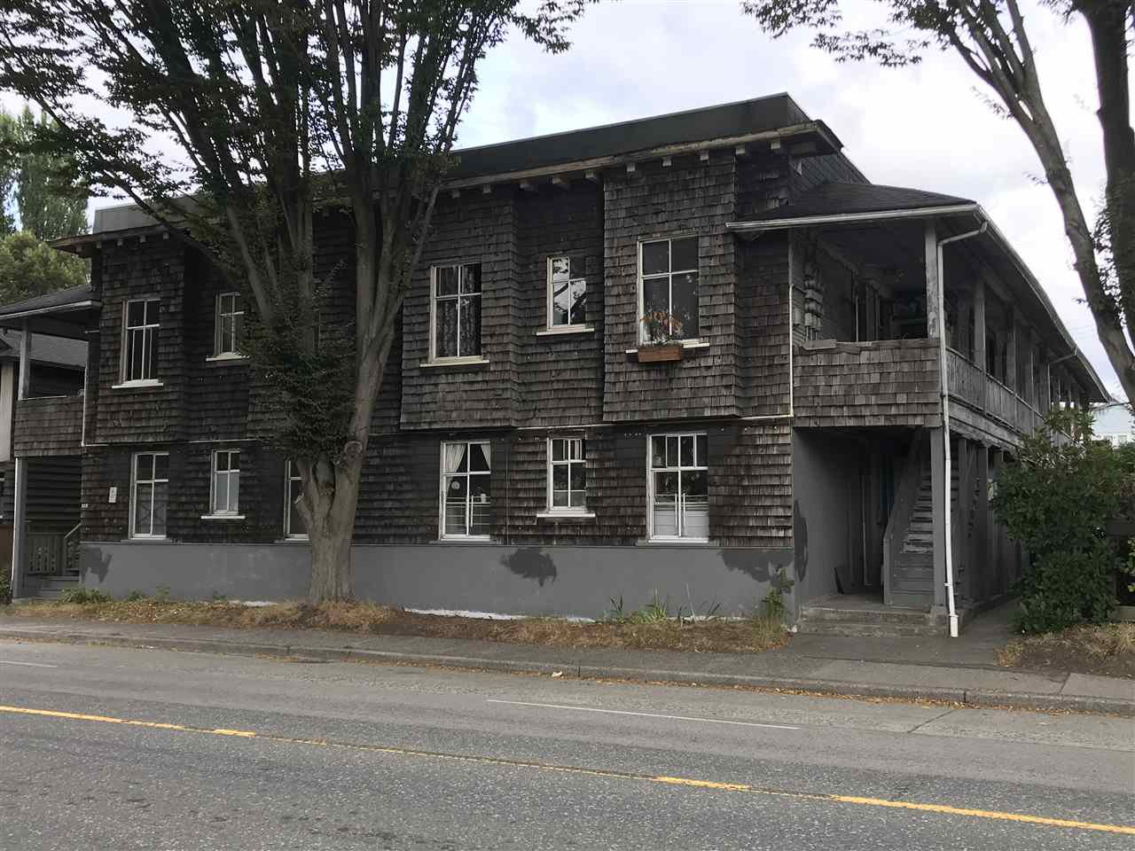 Main Photo: 819 PRIOR Street in Vancouver: Strathcona Multi-Family Commercial for sale (Vancouver East)  : MLS®# C8034018