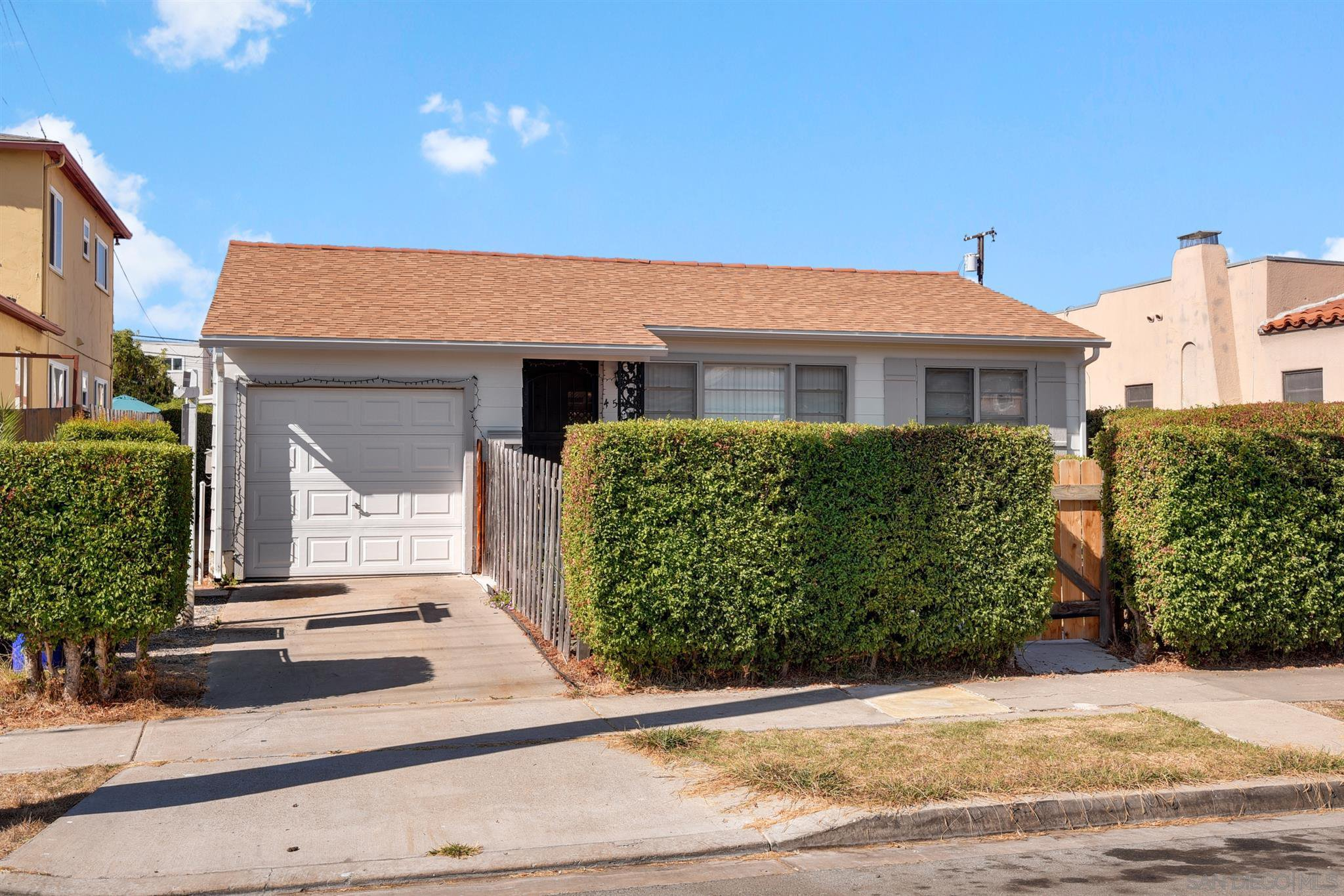 Main Photo: NORMAL HEIGHTS Property for sale: 4524-26 33rd St in San Diego
