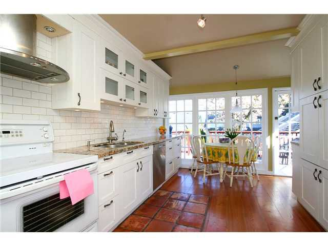 Photo 4: Photos: 4437 W 7TH Avenue in Vancouver: Point Grey House for sale (Vancouver West)  : MLS®# V885463