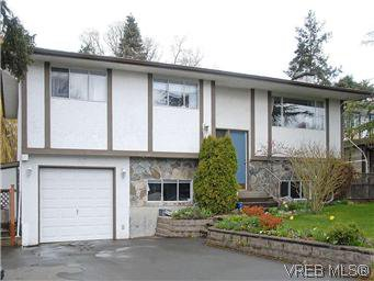 Main Photo: 842 Coles Street in VICTORIA: Es Gorge Vale Residential for sale (Esquimalt)  : MLS®# 306892
