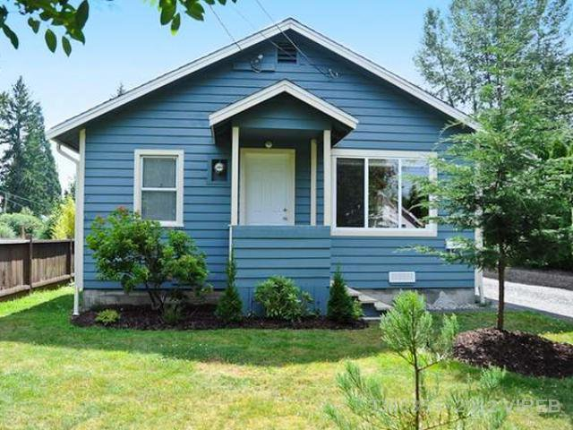 Main Photo: 1560 15TH STREET in COURTENAY: Z2 Courtenay City House for sale (Zone 2 - Comox Valley)  : MLS®# 339635