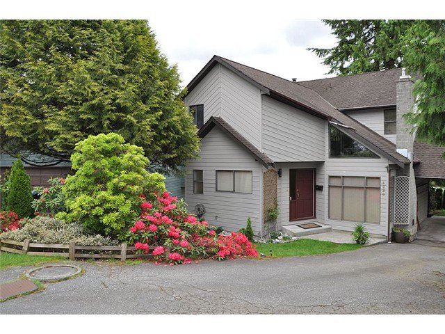 Main Photo: 4020 MARS Place in Port Coquitlam: Oxford Heights House for sale : MLS®# V1065325
