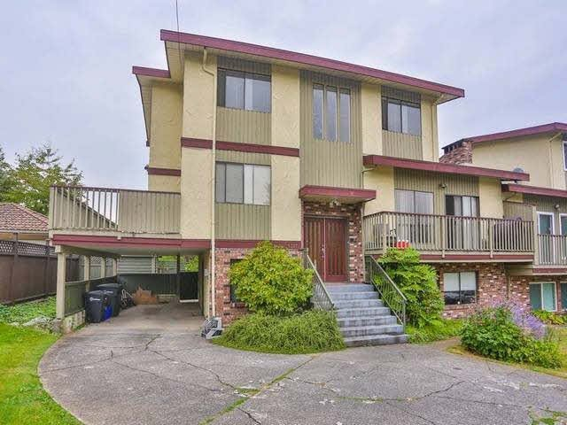 Main Photo: 5327 HALLEY Avenue in Burnaby: Central Park BS House 1/2 Duplex for sale (Burnaby South)  : MLS®# V1093560