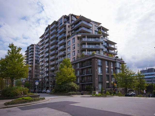 "Main Photo: 505 175 W 1ST Street in North Vancouver: Lower Lonsdale Condo for sale in ""TIME"" : MLS®# V1117636"