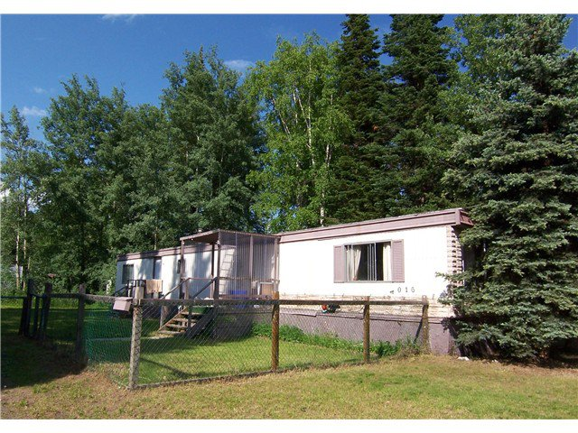 """Main Photo: 4016 JADE Drive in Prince George: Emerald Manufactured Home for sale in """"HART/EMERALD"""" (PG City North (Zone 73))  : MLS®# N245615"""