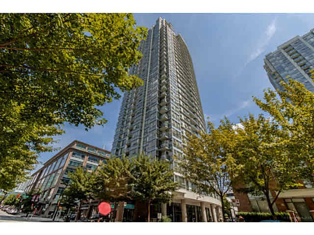 "Main Photo: 3110 928 BEATTY Street in Vancouver: Yaletown Condo for sale in ""MAX I"" (Vancouver West)  : MLS®# V1135451"