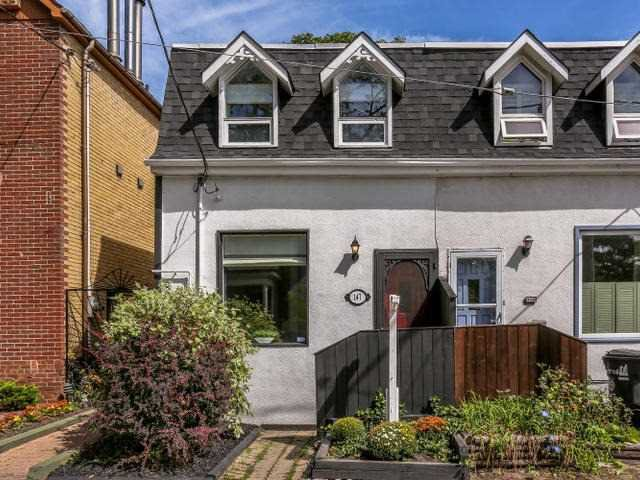 Main Photo: 147 Hamilton Street in Toronto: South Riverdale House (2-Storey) for sale (Toronto E01)  : MLS®# E3312950