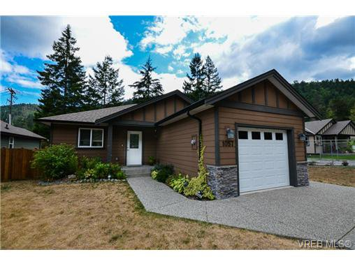Main Photo: 1057 Fitzgerald Rd in SHAWNIGAN LAKE: ML Shawnigan House for sale (Malahat & Area)  : MLS®# 714749