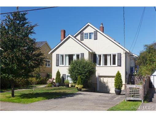 Main Photo: 724 Newport Ave in VICTORIA: OB South Oak Bay House for sale (Oak Bay)  : MLS®# 717256