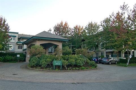 "Main Photo: 218 19528 FRASER Highway in Surrey: Cloverdale BC Condo for sale in ""Fairmont on the Boulevard"" (Cloverdale)  : MLS®# R2092680"