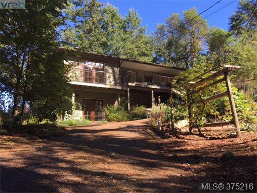 Main Photo: 380 Long Harbour Road in SALT SPRING ISLAND: GI Salt Spring Single Family Detached for sale (Gulf Islands)  : MLS®# 375216