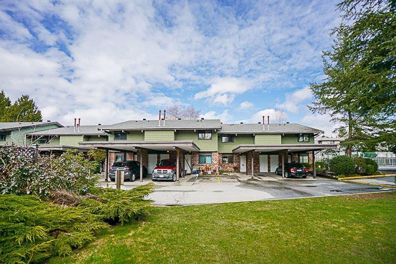 "Main Photo: 141 7480 138 Street in Surrey: East Newton Townhouse for sale in ""Glencoe Estates"" : MLS®# R2146741"