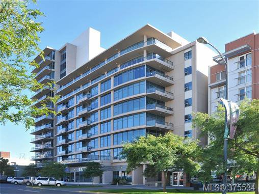 Main Photo: 706 845 Yates St in VICTORIA: Vi Downtown Condo for sale (Victoria)  : MLS®# 753750