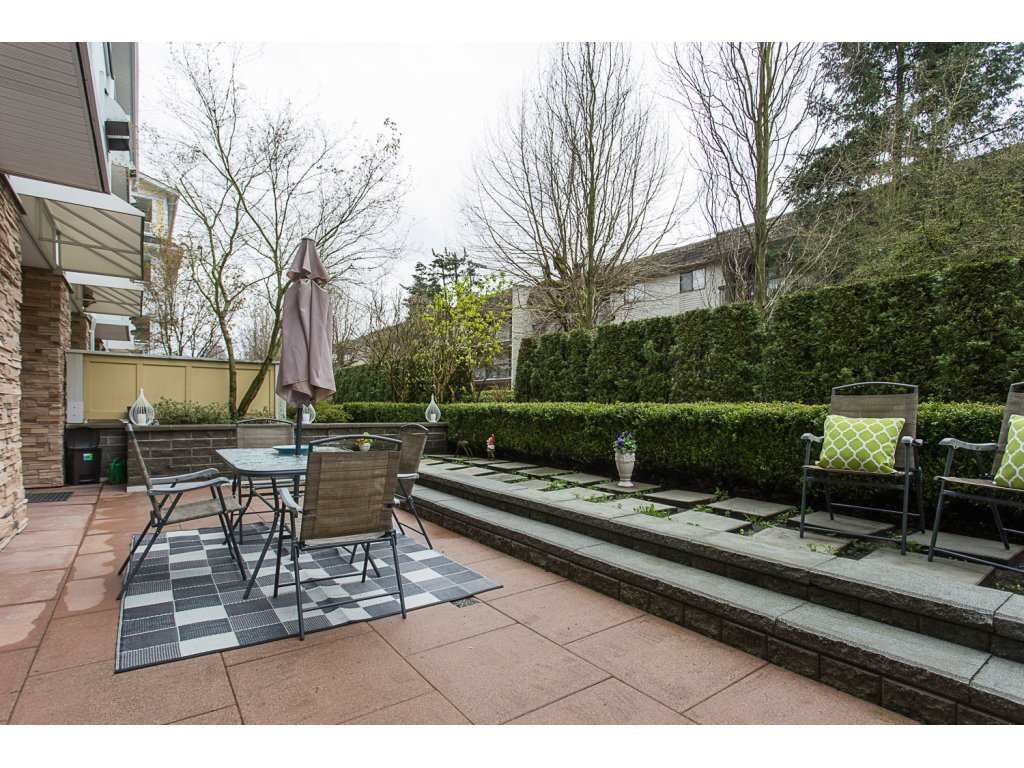 "Main Photo: 103 2368 MARPOLE Avenue in Port Coquitlam: Central Pt Coquitlam Condo for sale in ""RIVER ROCK LANDING"" : MLS®# R2156239"