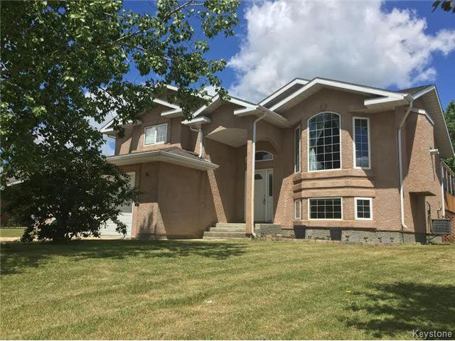Main Photo: 44 Edelweiss Crescent in Niverville: Fifth Avenue Estates Residential for sale (R07)  : MLS®# 1709768