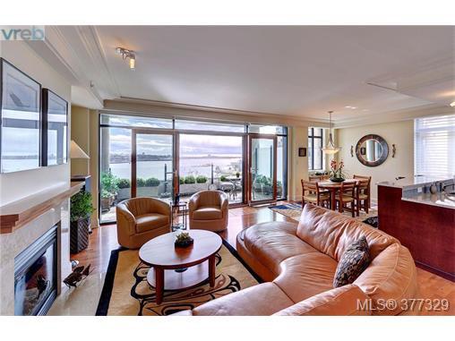 Photo 5: Photos: 517 845 Dunsmuir Rd in VICTORIA: Es Old Esquimalt Condo Apartment for sale (Esquimalt)  : MLS®# 757649