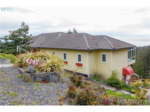 Main Photo: 4741 Lisandra Road in VICTORIA: Me Kangaroo Single Family Detached for sale (Metchosin)  : MLS®# 377774