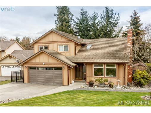 Main Photo: 848 Ankathem Pl in VICTORIA: Co Sun Ridge Single Family Detached for sale (Colwood)  : MLS®# 760422