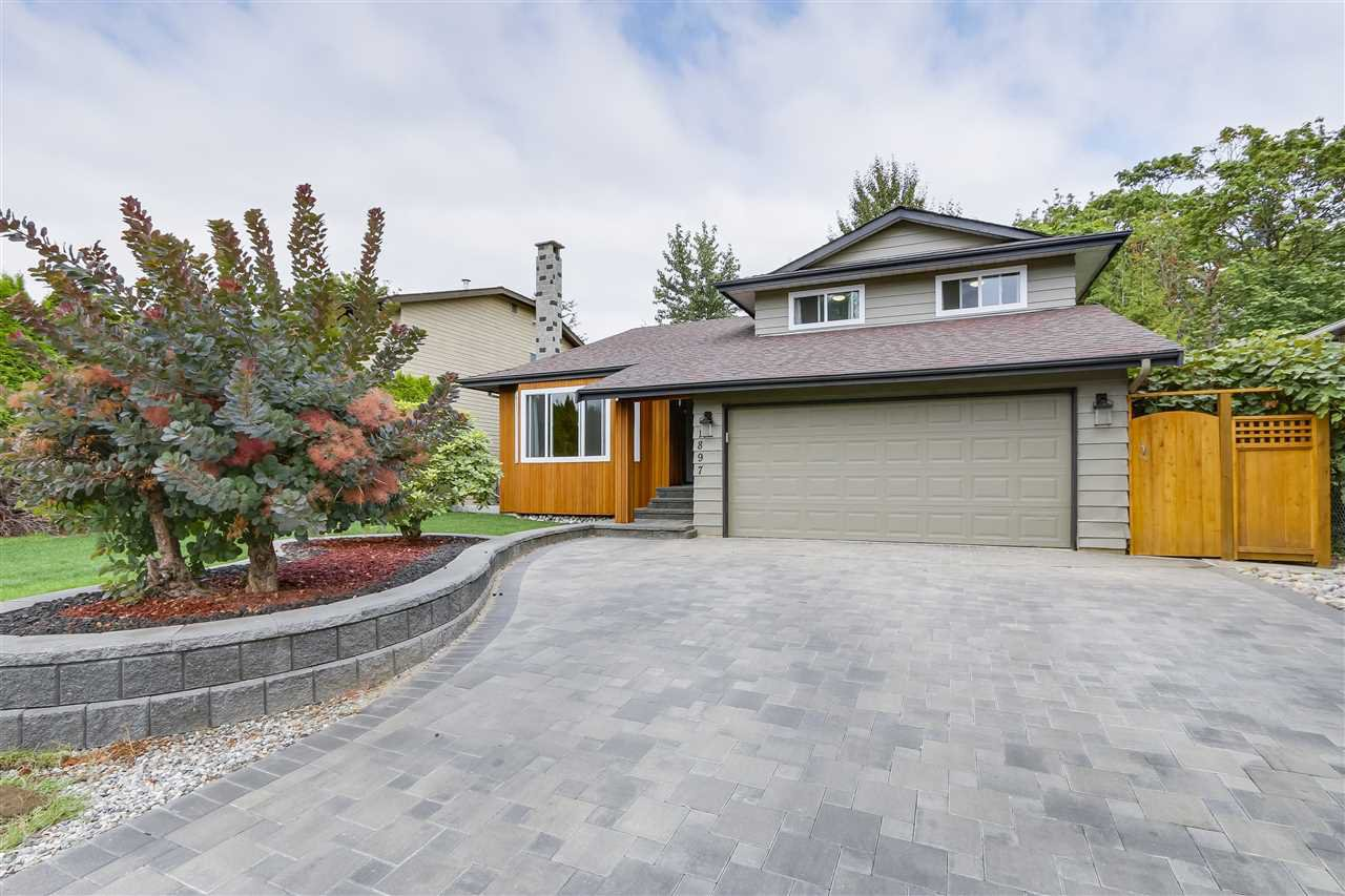 Main Photo: 1897 CAMPBELL Avenue in Port Coquitlam: Lower Mary Hill House for sale : MLS®# R2200924