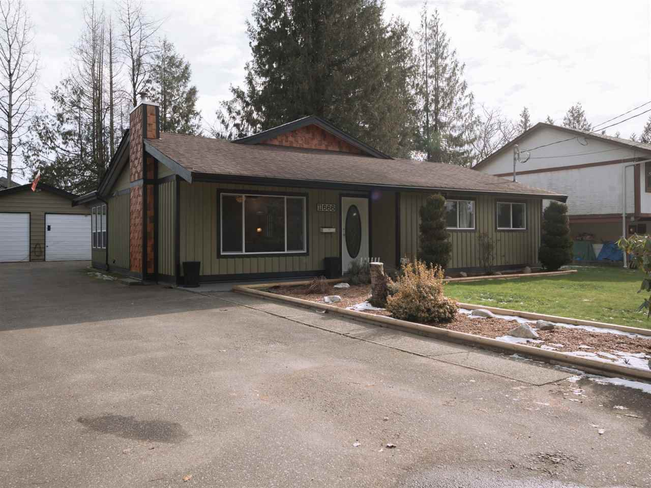 Main Photo: 11666 ADAIR Street in Maple Ridge: East Central House for sale : MLS®# R2241800