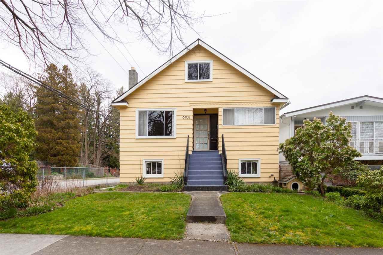 Main Photo: 6102 WINDSOR Street in Vancouver: Fraser VE House for sale (Vancouver East)  : MLS®# R2254483