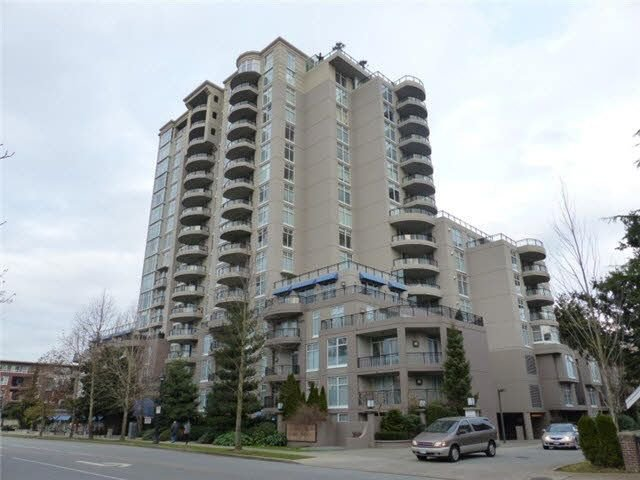 """Main Photo: 1701 7080 ST. ALBANS Road in Richmond: Brighouse South Condo for sale in """"The Palms"""" : MLS®# R2258493"""