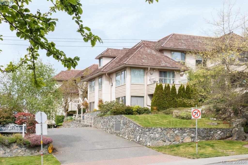 Main Photo: 306 3400 Quadra St in VICTORIA: SE Quadra Condo for sale (Saanich East)  : MLS®# 784665