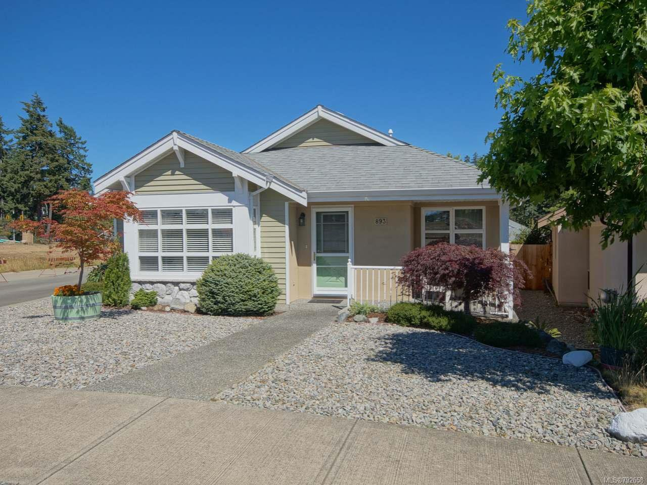Main Photo: 893 EDGEWARE Avenue in PARKSVILLE: PQ Parksville House for sale (Parksville/Qualicum)  : MLS®# 792658