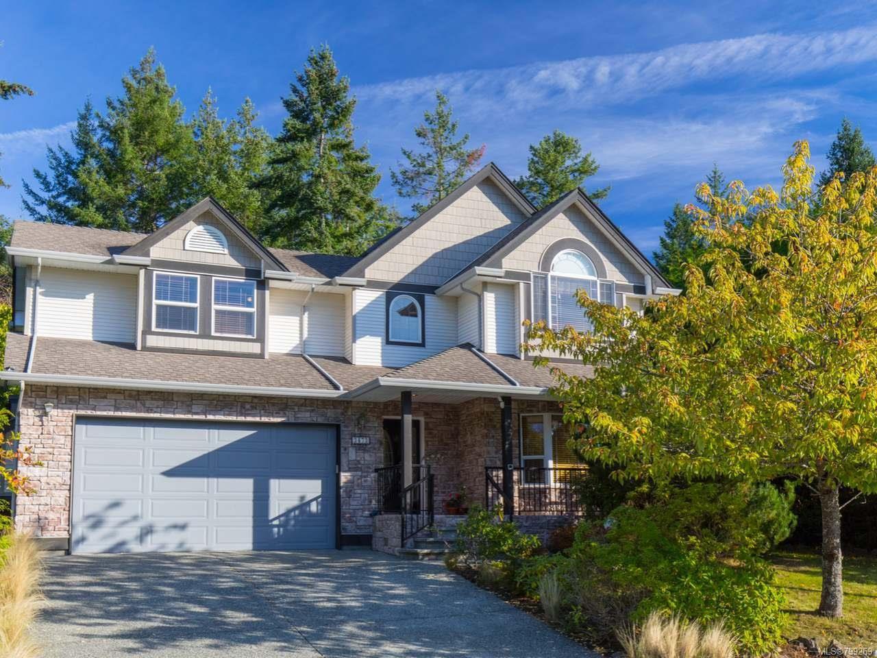 Main Photo: 3473 Budehaven Dr in NANAIMO: Na Hammond Bay House for sale (Nanaimo)  : MLS®# 799269