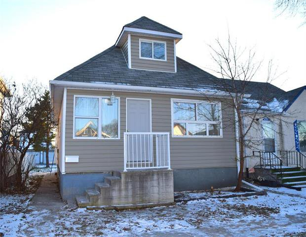 Main Photo: 604 Cathedral Avenue in Winnipeg: Sinclair Park Residential for sale (4C)  : MLS®# 1830434