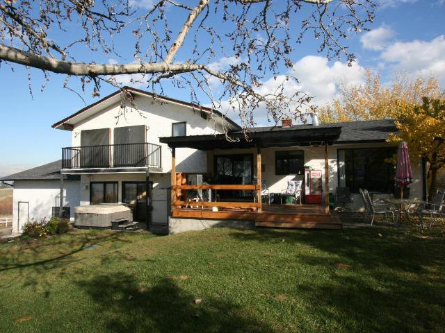 Main Photo: 2093 MARTIN PRAIRIE ROAD in : Pritchard House for sale (Kamloops)  : MLS®# 150480