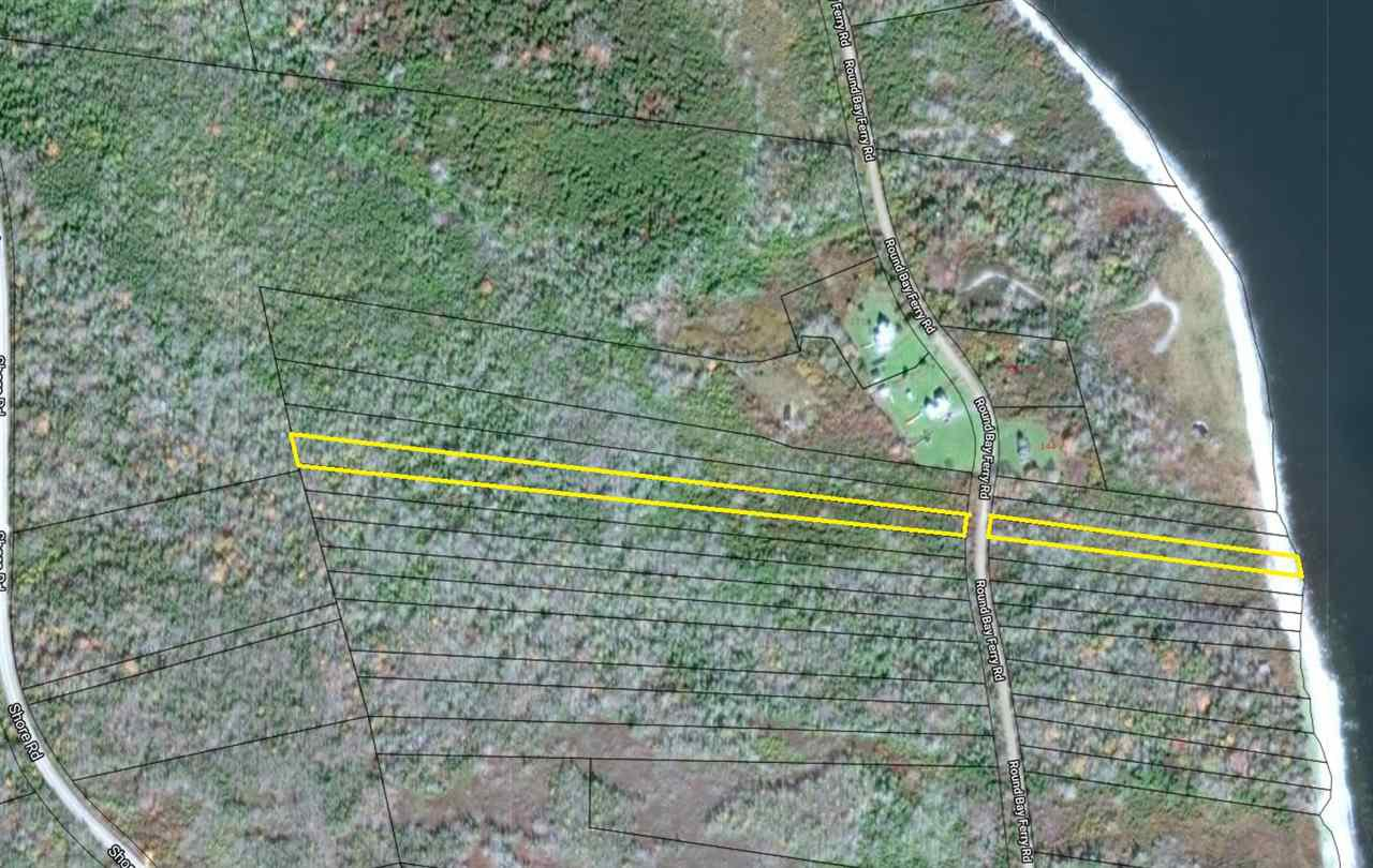 Main Photo: Lot Round Bay Ferry Road in Atlantic: 407-Shelburne County Vacant Land for sale (South Shore)  : MLS®# 201911591
