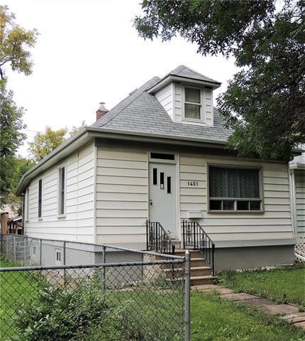 Main Photo: 1451 McDermot Avenue in Winnipeg: Weston Residential for sale (5D)  : MLS®# 1925546