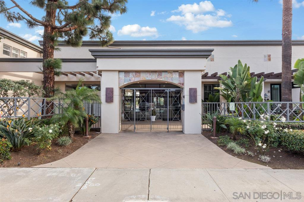 Main Photo: POINT LOMA Condo for sale : 0 bedrooms : 1021 Scott Street #108 in San Diego