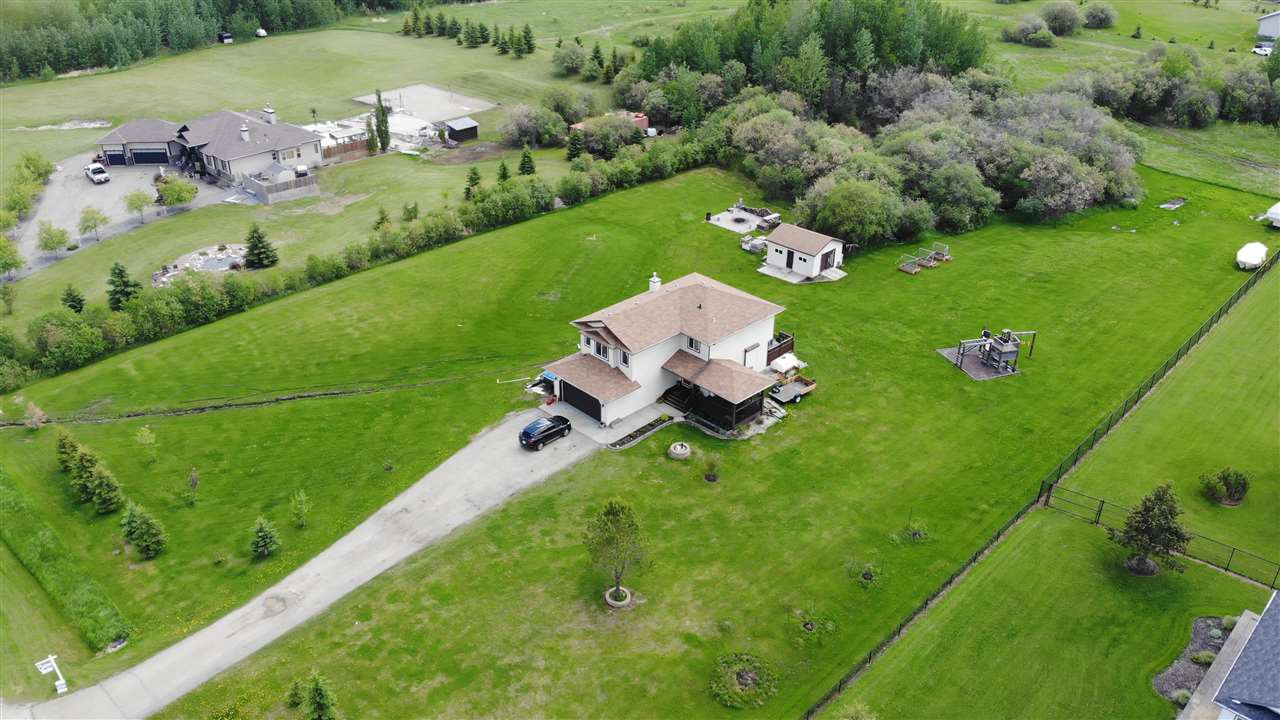 Main Photo: 54 53522 RGE RD 274: Rural Parkland County House for sale : MLS®# E4193098