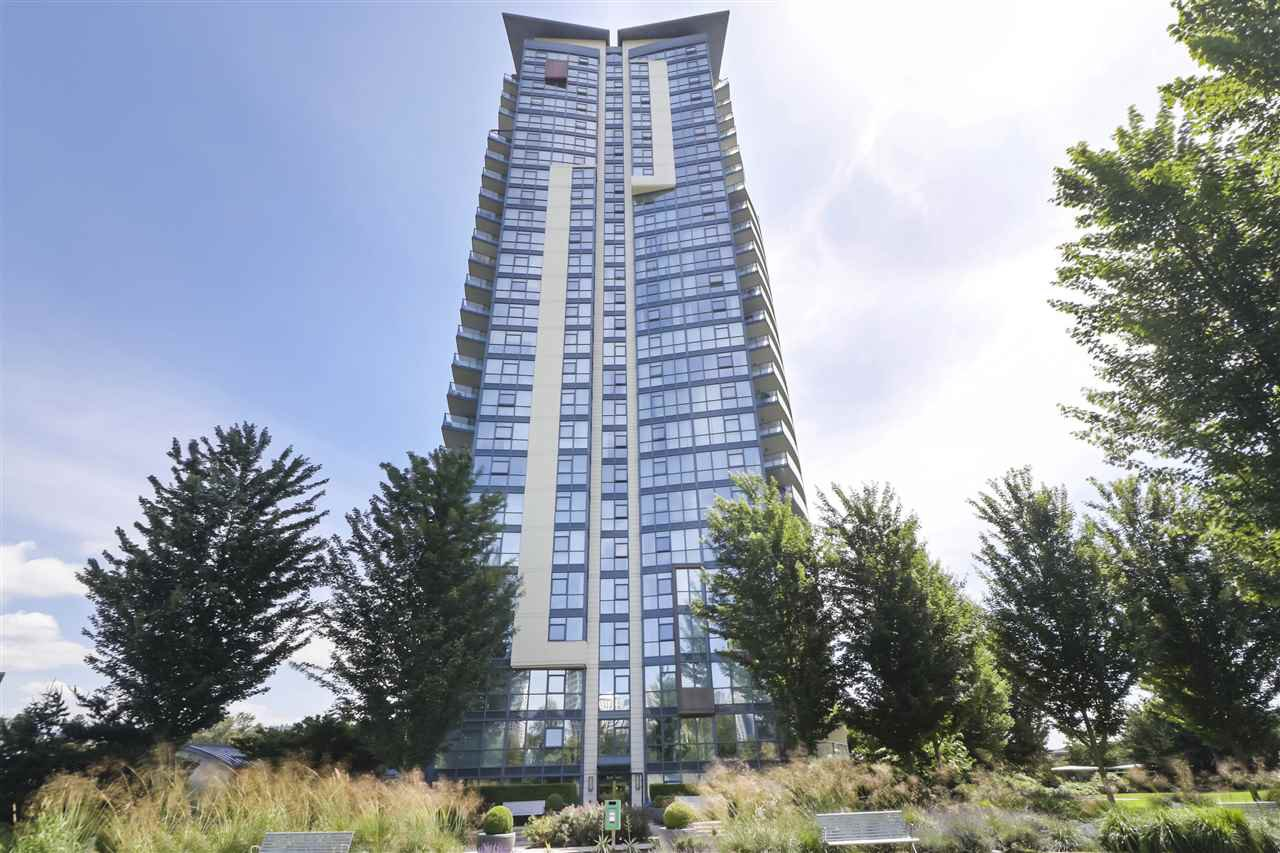 """Main Photo: 502 2225 HOLDOM Avenue in Burnaby: Central BN Condo for sale in """"Legacy Towers"""" (Burnaby North)  : MLS®# R2471558"""
