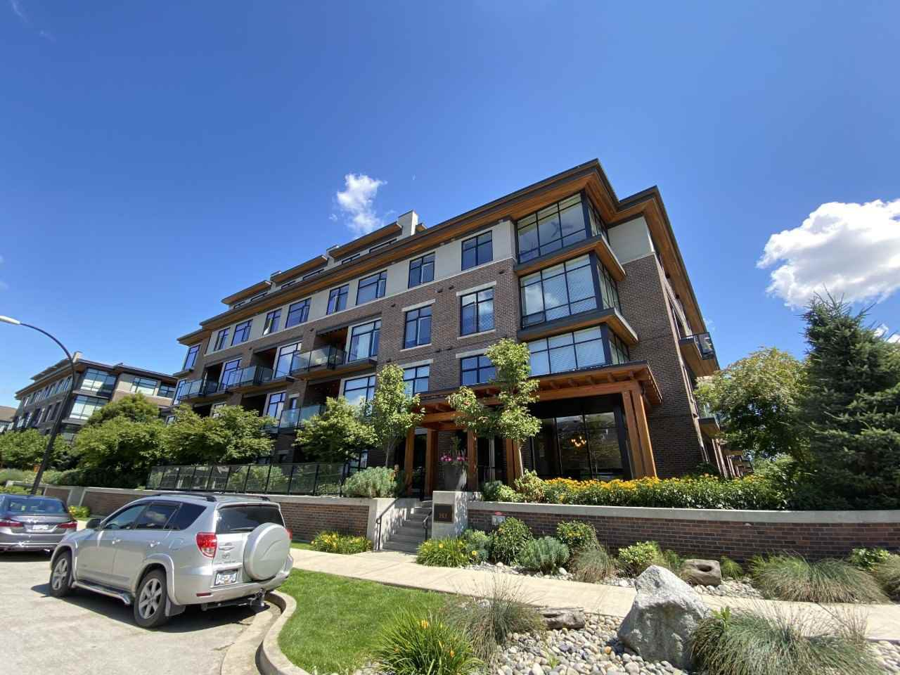 Main Photo: 315 262 SALTER Street in New Westminster: Queensborough Condo for sale : MLS®# R2476476