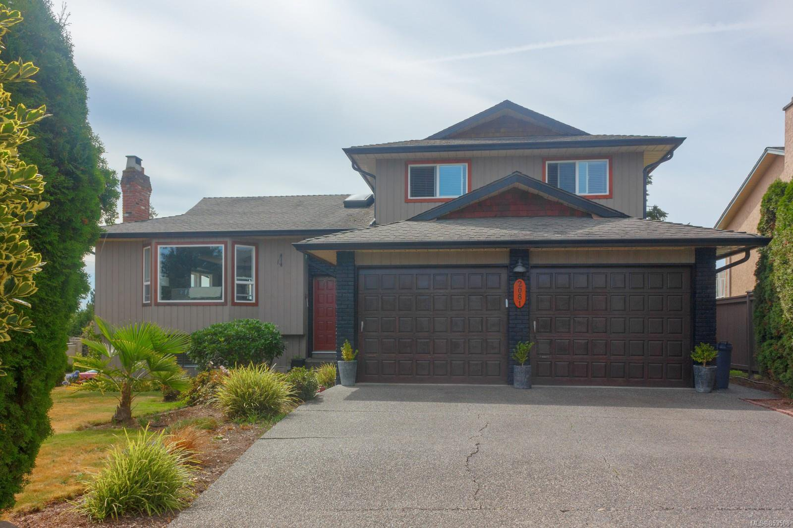 Main Photo: 2081 Skyline Cres in : CS Keating Single Family Detached for sale (Central Saanich)  : MLS®# 853588