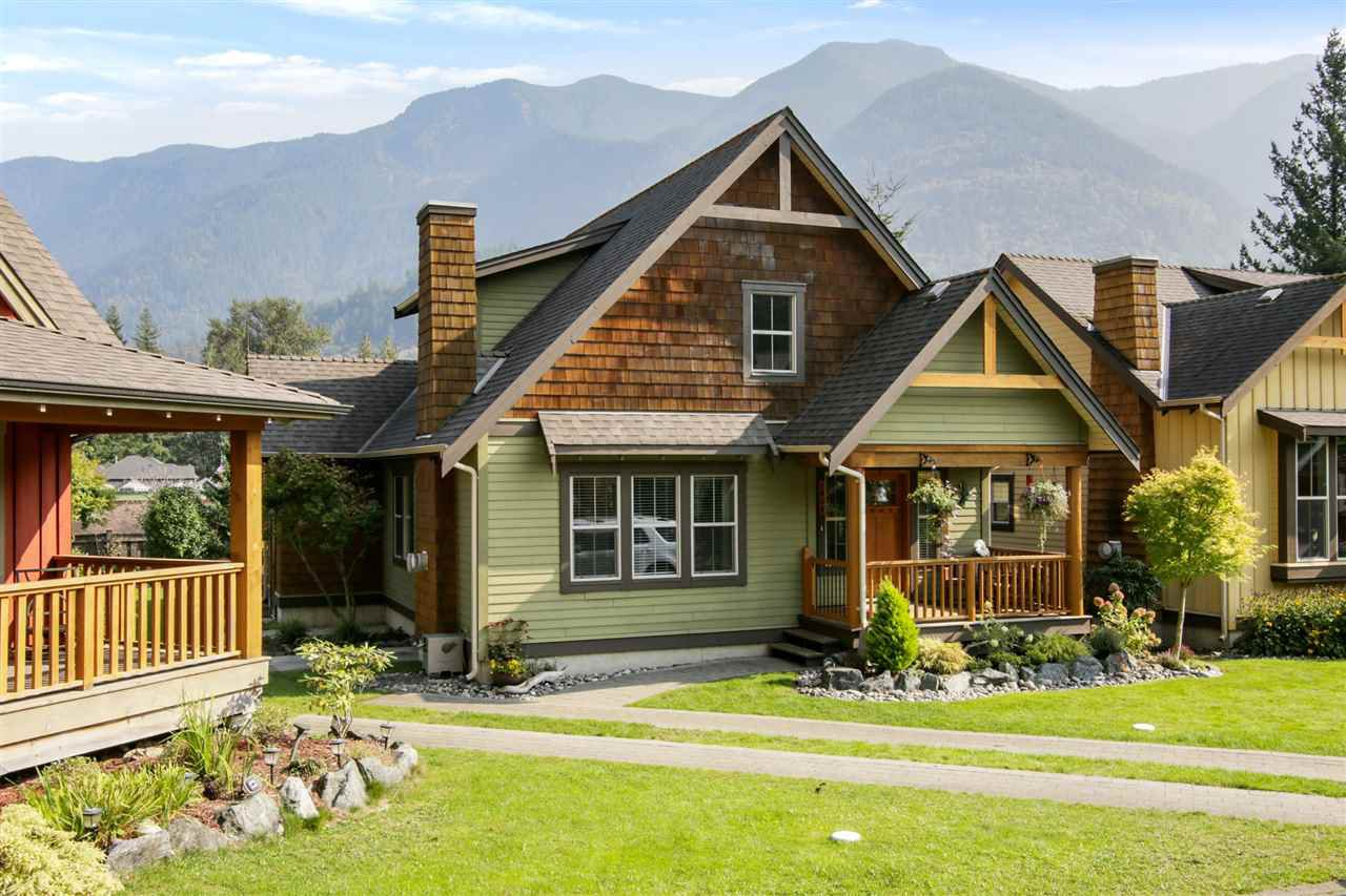 "Main Photo: 1858 CHERRY TREE Lane: Lindell Beach House for sale in ""The Cottages at Cultus Lake"" (Cultus Lake)  : MLS®# R2505397"