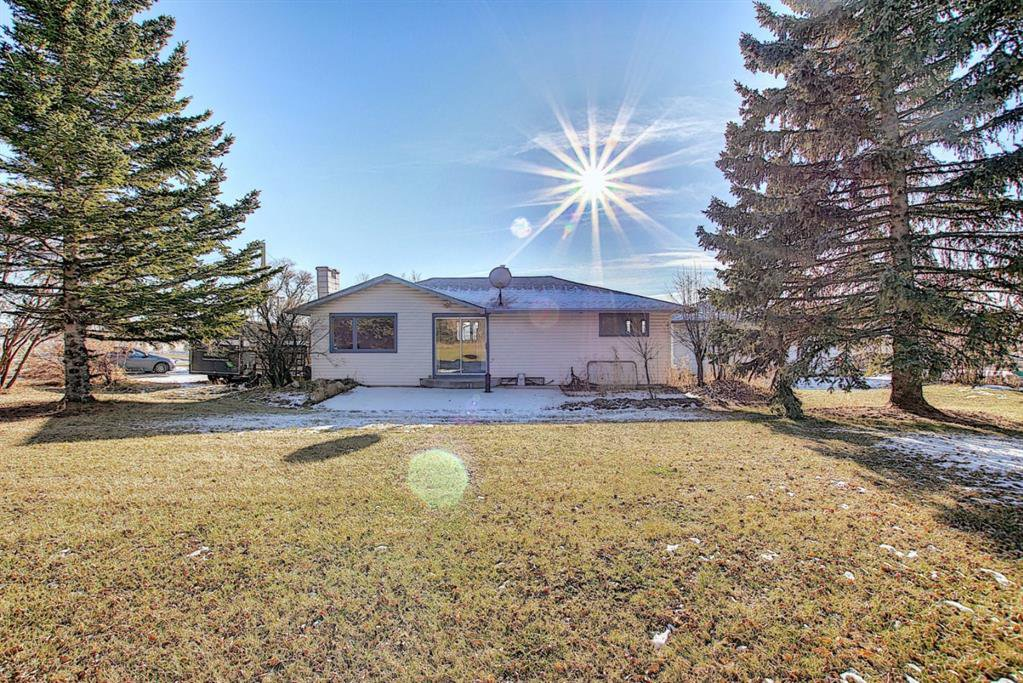 Main Photo: 178015 112 Street W: Rural Foothills County Detached for sale : MLS®# A1051883