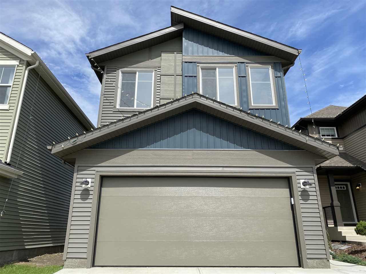 Main Photo: 1911 Davidson Wynd in Edmonton: Zone 55 House for sale : MLS®# E4223029