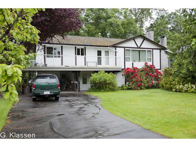 Main Photo: 5078 CLIFF Drive in Tsawwassen: Cliff Drive House for sale : MLS®# V891106