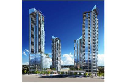 Main Photo: #802 SOLO District by Appia Group of Companies in Burnaby: Brentwood Park Condo  (Burnaby North)